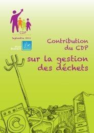 Gestion des déchets - Besançon