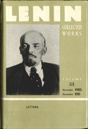 Lenin CW-Vol. 34-TC.pdf - From Marx to Mao