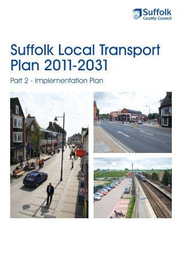 2011-07-06 Suffolk Local Plan Part 2 lr - Suffolk County Council