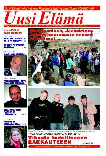 Uusi Elämä 4/2005 Ny