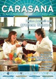 CARASANA Magazin 2/2011