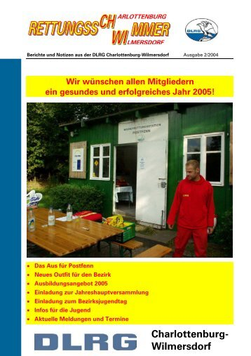 Download - Charlottenburg-Wilmersdorf - DLRG