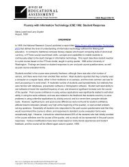 Fluency with Information Technology (CSE 100) - University of ...
