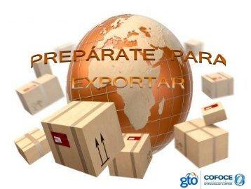 Preparate para Exportar
