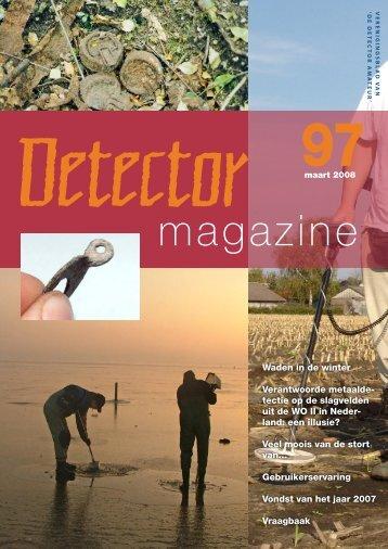 Detector Magazine 97 - De Detector Amateur