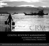 Coastal Resource Management - LGRC DILG 10