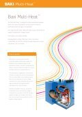 Baxi Biomass boilers - Ecobuild - Page 4