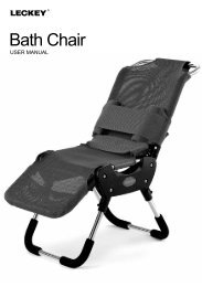 Bath Chair - Leckey