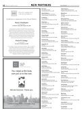 new partners - The Bar Association of San Francisco - Page 4
