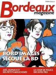 Bordeaux Magazine - Février 2011