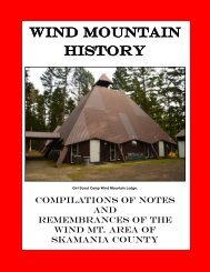History of Wind Mt.