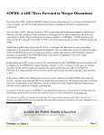 2012 Winter Newsletter - sophe - Society for Public Health Education - Page 3