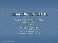Sedacion Conciente - Reeme.arizona.edu