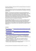 INTERNATIONAL STANDARD FOR SUSTAINABLE ... - FloraWeb - Page 7