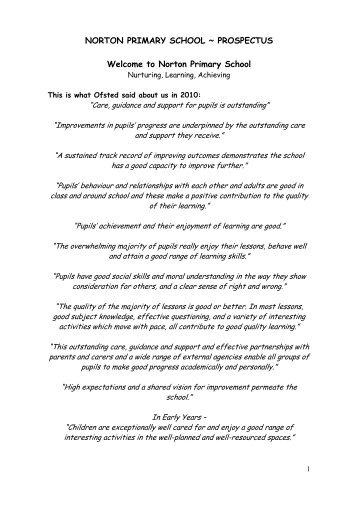 PROSPECTUS UPDATED Oct 2011 Final CD - RM Learning Platform