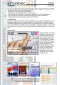 Ausarbeitung zur artintec Intra-/Extranet Referenz R.I.C. GmbH - Seite 3