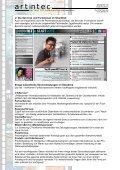 Ausarbeitung zur artintec Intra-/Extranet Referenz R.I.C. GmbH - Seite 4