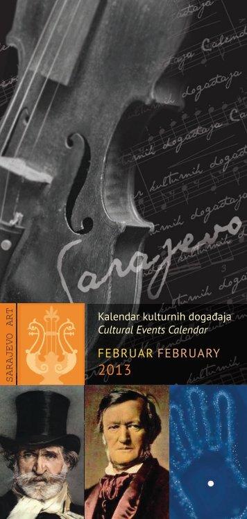februar february - Ministarstvo kulture i sporta Kantona Sarajevo