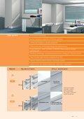 System podparapetowych kanałów kablowych ... - OBO Bettermann - Page 5