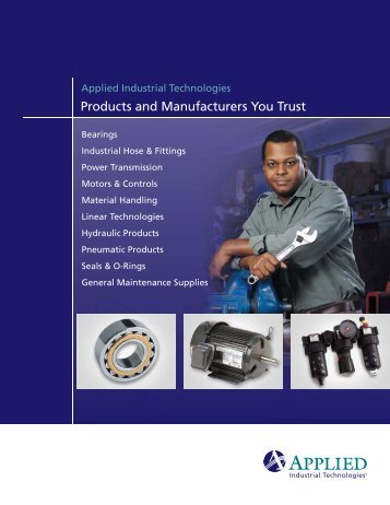 Expert Support - Applied Industrial Technologies