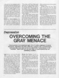 Coping with Fears and Depression - Church of God - NEO - Page 4