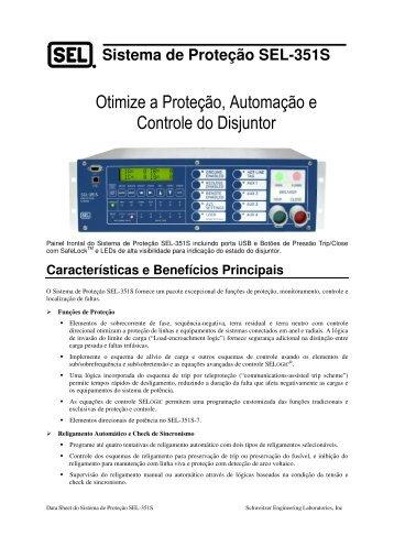 Data Sheet - SEL