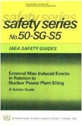 Safety_Series_050-SG-S5_1981 - gnssn - International Atomic ...