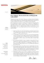 Kære bolilgejer: Har du råd til ikke at afrdage på dit realkreditlån (pdf)