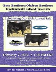 Bouchard Livestock International