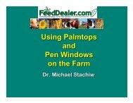 Palm Pilots - PDF - FeedDealer.Com
