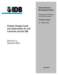 Climate Change Funds and Implications for LAC ... - UN CC:Learn