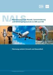 Imagebroschüre (532.3 KB) - NALS - DIN Deutsches Institut für ...