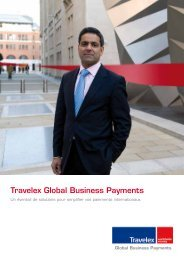 Travelex Global Business Payments is now part of Western Union