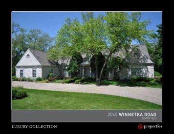 2045 WINNETKA ROAD - Properties