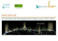 SEINE AVAL IDF Un territoire de développement majeur pour ... - Apur