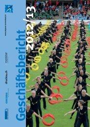 Geschäftsbericht 2013 - Aargauer Turnverband