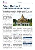 kontinent der zukunft - EXtra-Magazin - Page 6