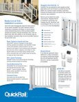 7 free magazines from balustradesystems com for Fypon balustrade systems