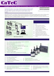 Telemetry GenII Leaflet.cdr