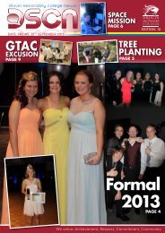 Formal 2013 - Drouin Secondary College