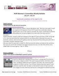NCRI Weekly - July 3 2014-en