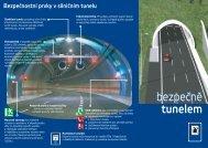 BEZPEČNĚ TUNELEM - Ředitelství silnic a dálnic