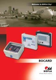 bocard bcd 310 - Rose & Bopla Enclosures