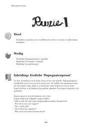 Doel Nodig Inleiding: Gedicht 'Papegaaienpraat' - swphost.com