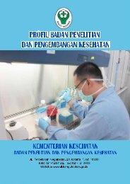 Download Profil Badan Litbang Kesehatan 2012