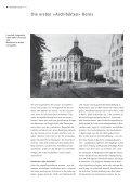 Heimat heute | 2011 - Berner Heimatschutz Regionalgruppe Bern - Seite 4