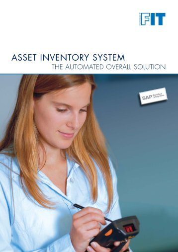 ASSET INVENTORY SYSTEM - Freudenberg IT