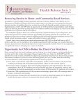 Home- and Community-Based Services Expansion Offers ... - PHI - Page 3