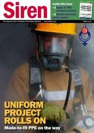 Winter 2007 - Fire Brigades Union