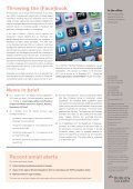 In Focus - Employment Law News - Autumn 2011 - Burges Salmon - Page 2
